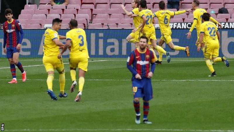 Lionel Messi scored on his club-record 506th La Liga appearance