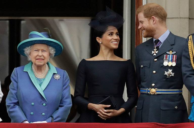 For Prince Harry and His Wife, Meghan, a Tricky Balancing Act