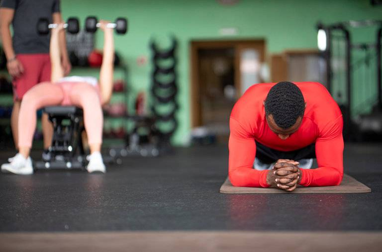 How 'Muscle Confusion' Might Help Your Workouts