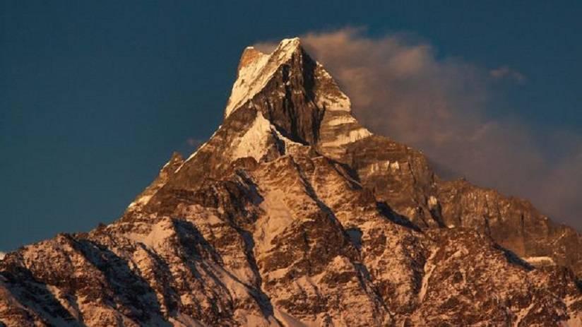 The rare mountain you can't climb
